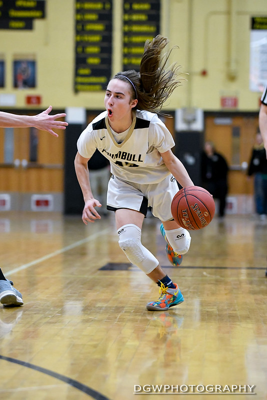Trumbull High vs. Fairfield Warde - High School Basketball