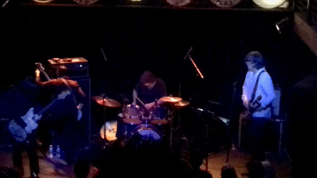 Marisa Anderson & Thurston Moore Group @ Mississippi Studios, Portland, OR, 10 May 2017