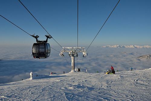 Jednodenní skipas do lyžařského areálu JASNÁ - CHOPOK se slevou 26 % pouze s kartou GOPASS