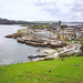 Plymouth Sound, & the Tamar River from Smeaton's Tower, 21st July 1992