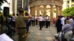 Fall of Singapore: 75th Anniversary Memorial at Shrine of Remembrance