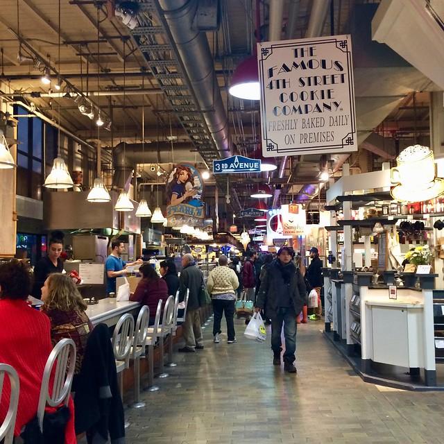 Reading Terminal Market Phiadelphia PA