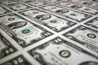 Two-dollar bill sheet