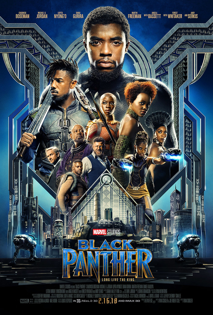 "Movie Review; ""Black Panther"""