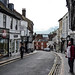 Walking down historic George Street - Saint Albans