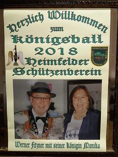 Heimfelder Königsball 2018