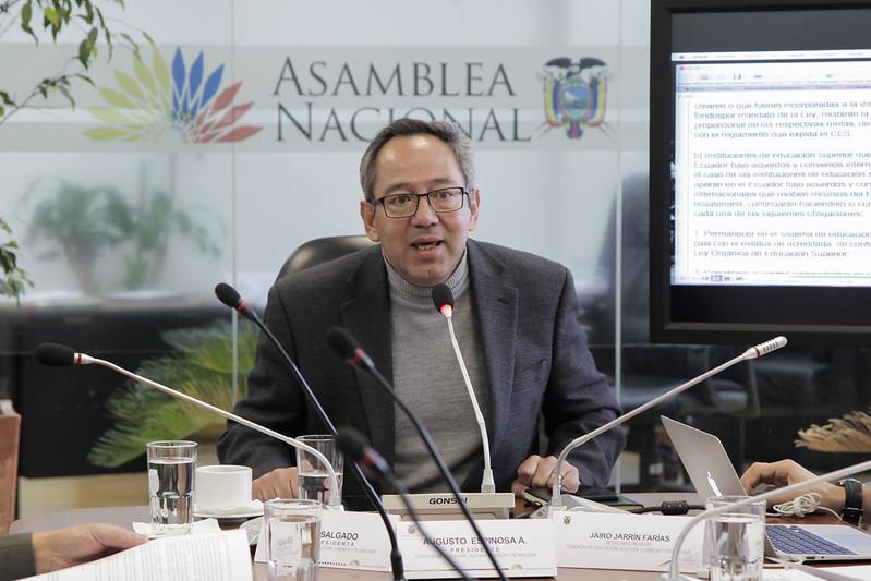 09 de enero de 2018 - Sesión de la Comisión de Educación