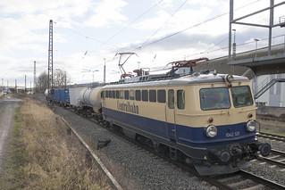 D Centralbahn 1042 520 Karlstadt 19-01-2018