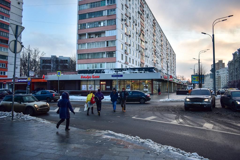 Маленькая победа большого дела пешеходный переход