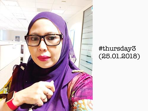 #thursday3 25.01.2018