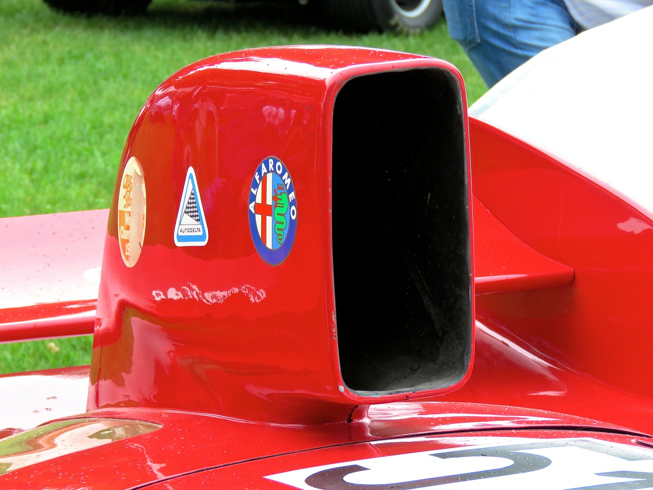 Alfa Romeo Tipo 33 Coupe Nastasi Racing 3