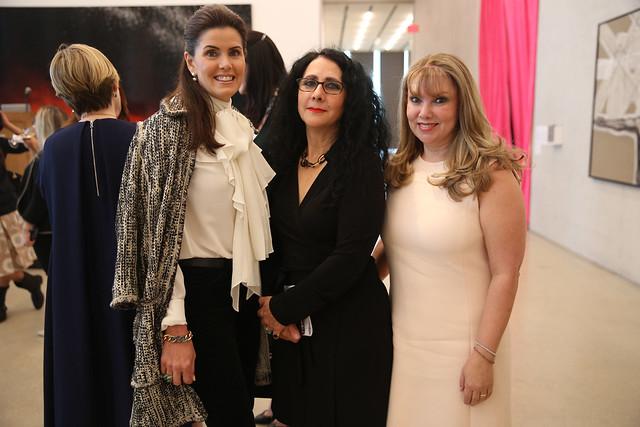 Darlene Perez, Cecilia Fajardo-Hill, & Francine Birbragher