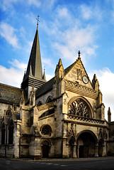 La basilique Notre-Dame de Liesse (I)  1/2 - Photo of Vesles-et-Caumont