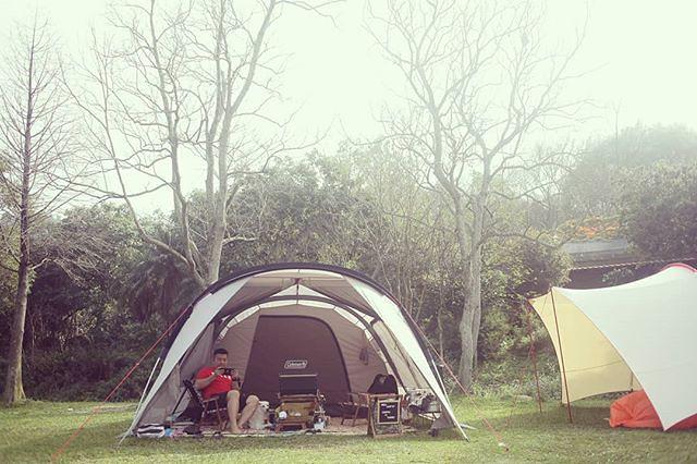 20180220 #campinglife #ilovecamping #colemansthenatnl06