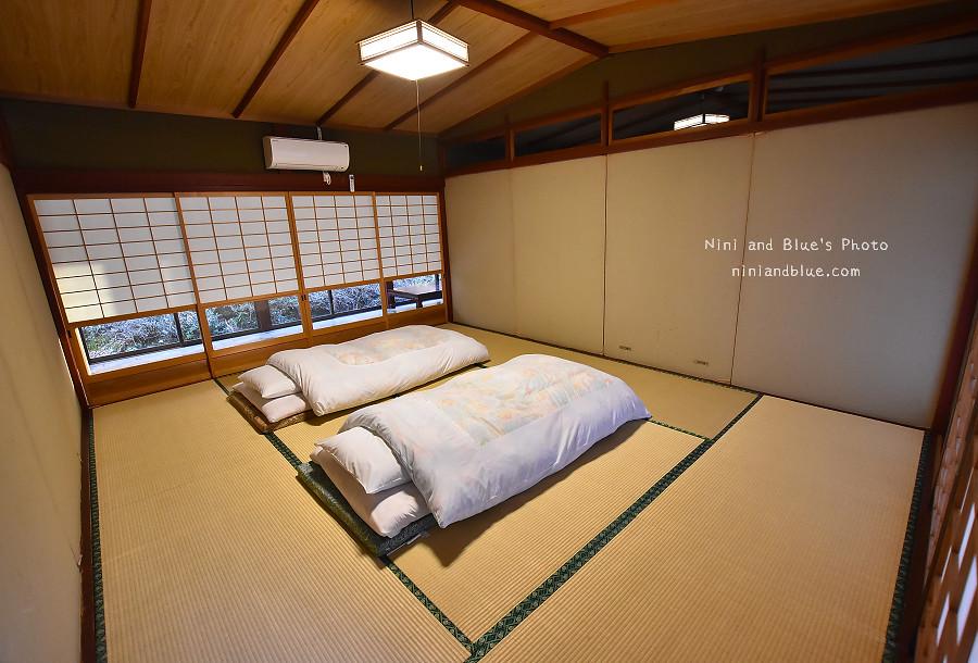 日本 美山住宿 生藥屋溫泉旅館09