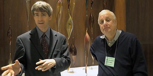 David Vagi and Mike Markowitz