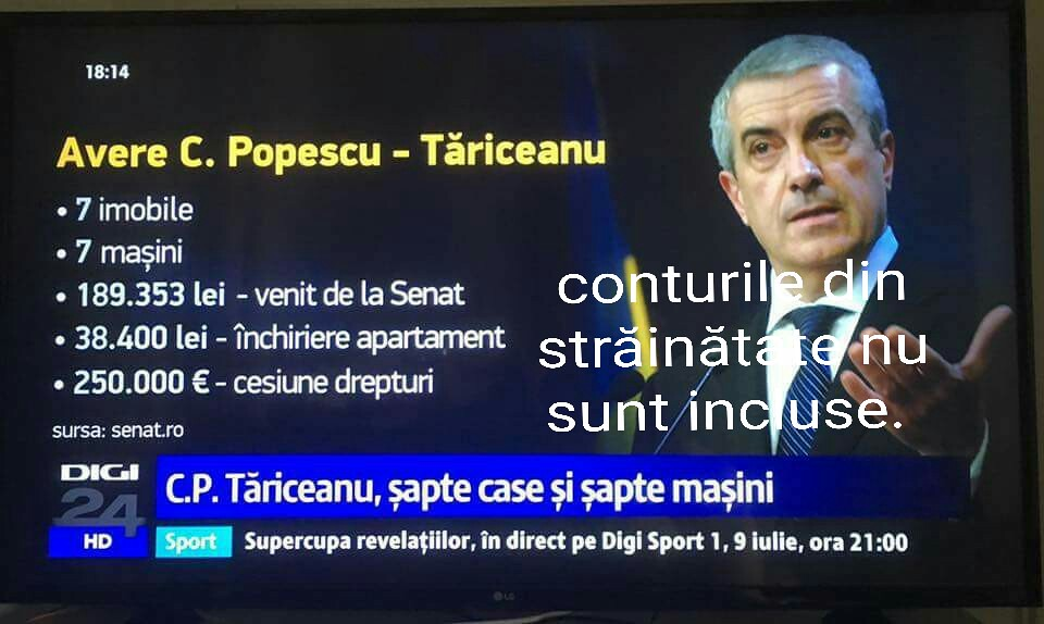 O parte din Mafia actuala isi originile in Guvernarea Tariceanu