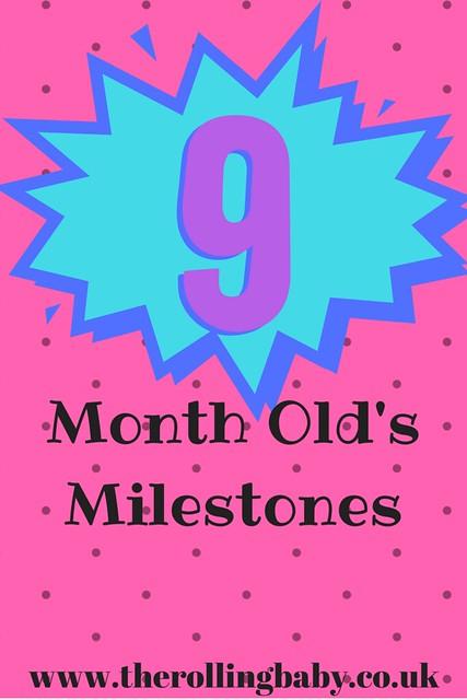 Month Old's Milestones (1)