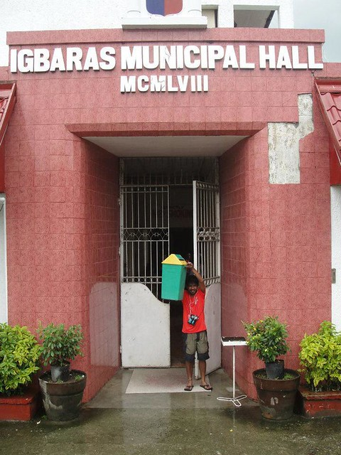Igbaras Municipal hall