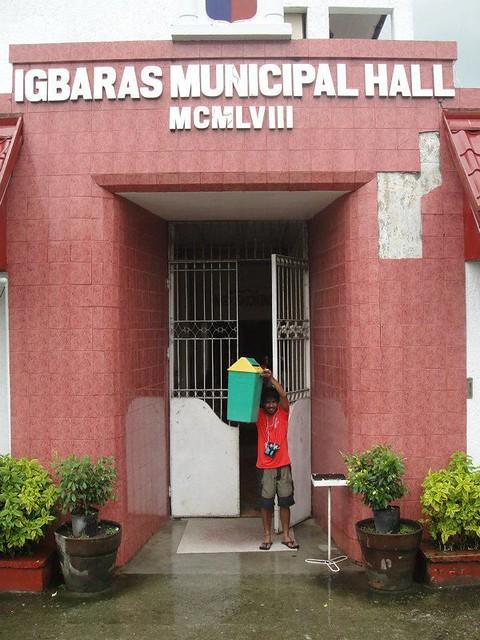 Igbaras Municipal hall