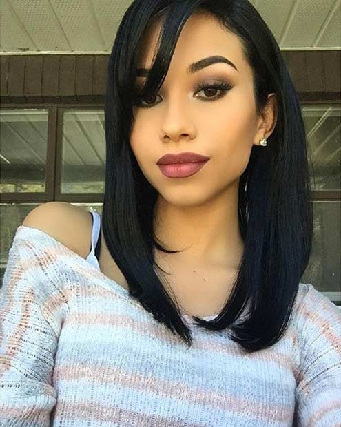 Medium Length Hairstyles For Hair Medium Length Haircuts 2018