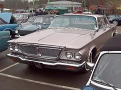 98 Chrysler New Yorker (5th Gen) 4 door Sedan (1964)