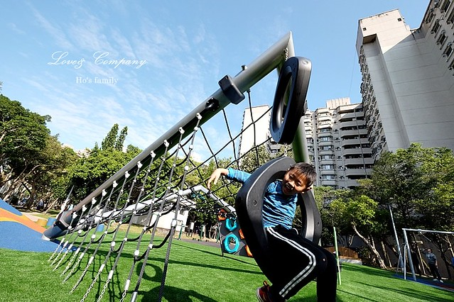 【台北特色公園】萬芳四號公園、萬芳六號公園12