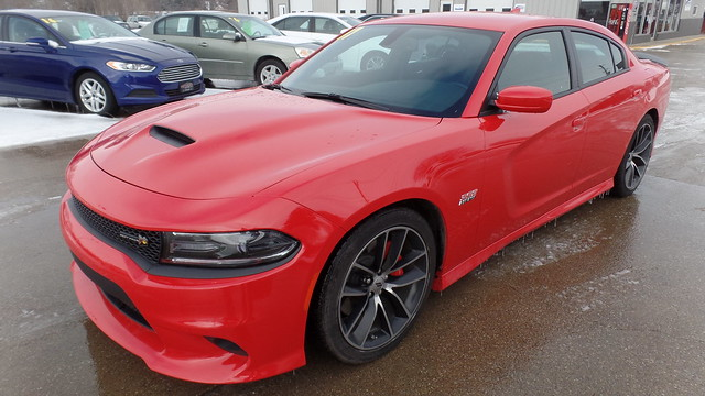 2017 Dodge Charger Scat Cat