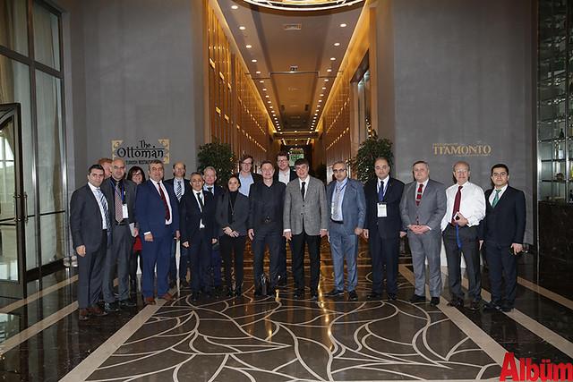 Antalya Büyükşehir Belediyesi Başkanı Menderes Türel Alman Gazetecilerle buluştu -3