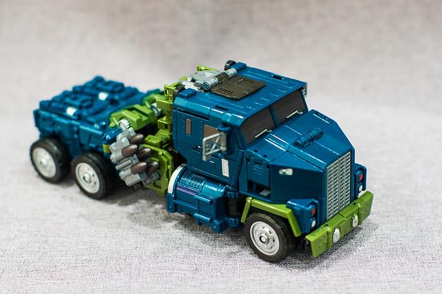 Onslaught Vehicle Mode 5