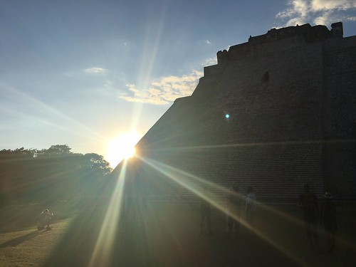 Uxmal ruins. From 8 Mayan Dishes to Try in the Yucatan