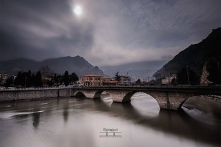 after rain in Amasya......Kunç Bridge
