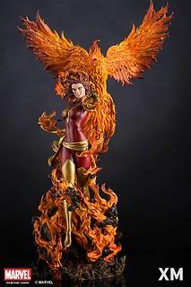絕對燃起心中的收藏魂~!! XM Studios Premium Collectibles 系列 Marvel Comics【黑暗鳳凰】Dark Phoenix 1/4 比例全身雕像作品