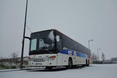 Setra S 419 UL n°902  -  Bas-Rhin, CTBR