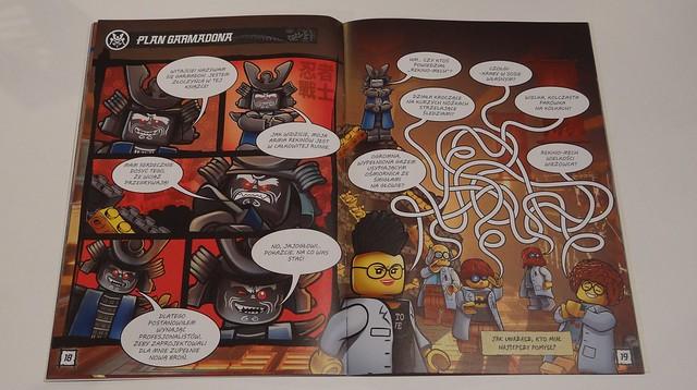 RECENZJA Garmagedon w Ninjago City 4