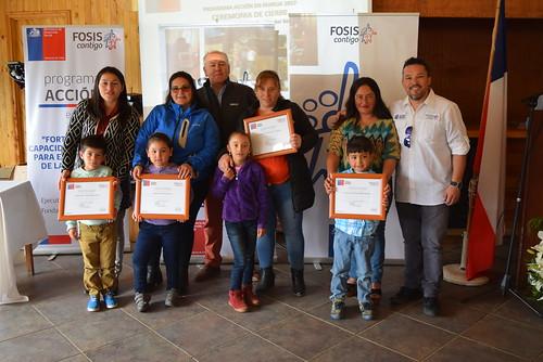 FOSIS mejora los hogares y las condiciones de vida de más de mil familias maulinas