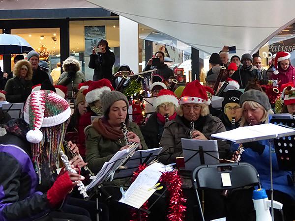 musiciens à Spitalfields