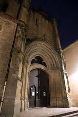 FR10 1087 Le Collégiale de Saint-Michel. Castelnaudary, Aude, Languedoc
