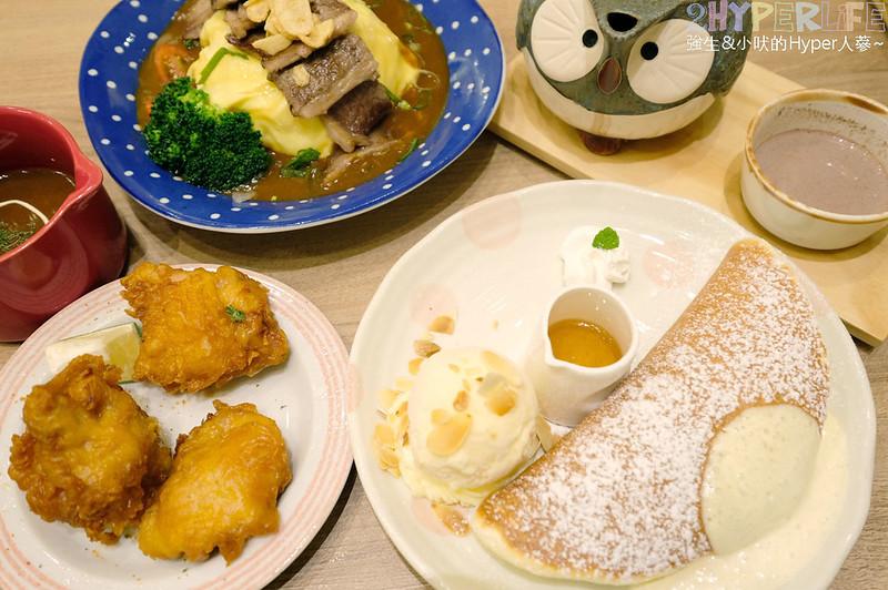 woosaパンケーキ 屋莎鬆餅屋 台中遠百店 (10)