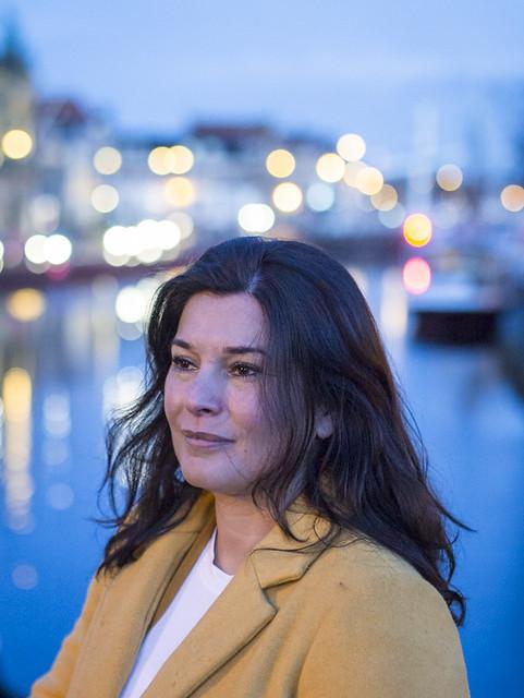 Fadime, Haarlem 2018: Catherine Zeta Jones?