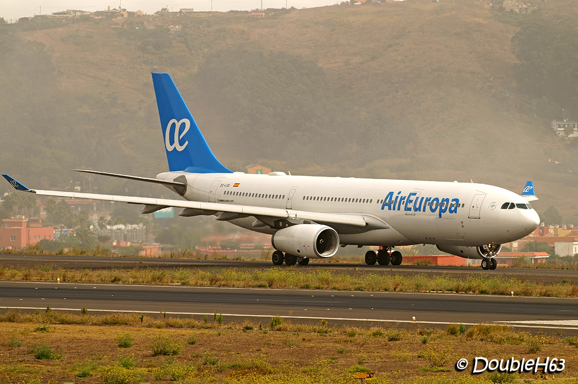 EC-LQO A332 AirEuropa TFN