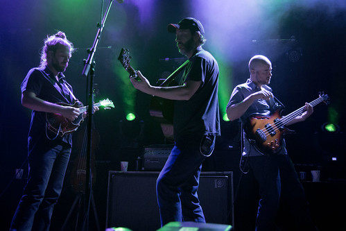 Yonder Mountain String Band with Southern Belles at Delmar Hall on Feb 9, 2018