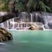 Kuang Si Waterfalls Luang Prabang by sachman75