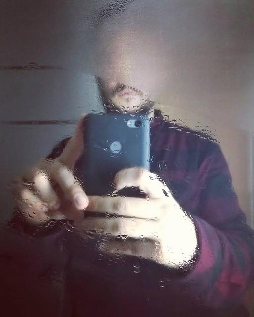 Algunas veces hago selfies.