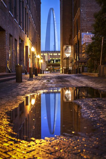 Blue Arch Alley Redux