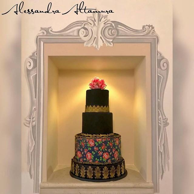 Cake by Alessandra Altamura of Alessandra e i suoi dolci