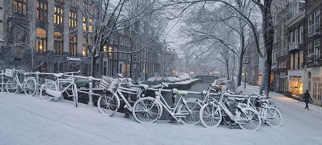Winter Wonder Amsterdam