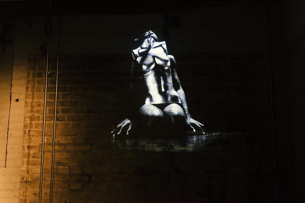 """Ungendered Body"" Patricia Sall Lam Toro"