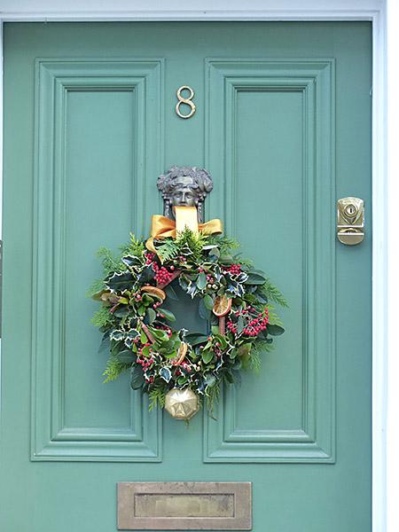 la porte verte