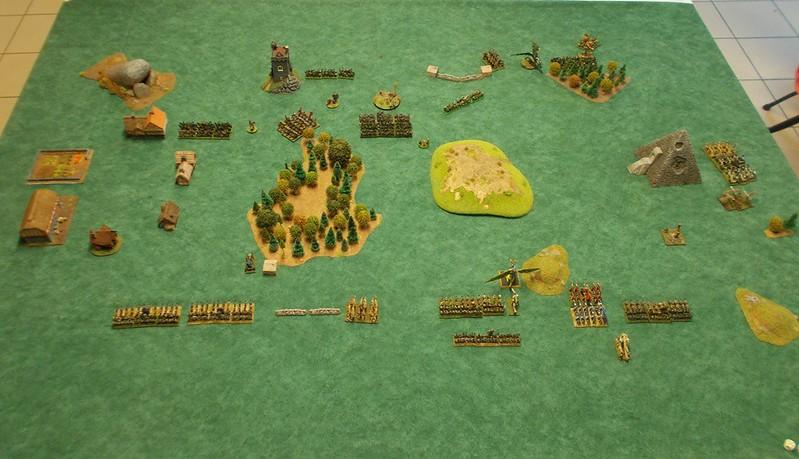 [Khemri vs Orcs & Gobs] 1500 pts - Le réveil de la pyramide 39736883572_931c043d69_c